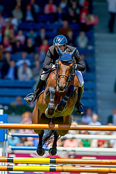 Kreuzer Andreas (GER) - Chacco Blue<br /> World Equestrian Festival, CHIO Aachen 2011<br /> © Dirk Caremans