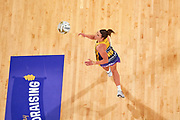 Lightning WA: Kelsey Browne.<br /> PERTH, AUSTRALIA - AUGUST 26: West Coast Fever vs the Sunshine Coast Lightning during the Suncorp Super Netball Grand Final match from Perth Arena - Sunday 26th August 2018 in Perth, Australia. (Photo by Daniel Carson/dcimages.org/Netball WA)