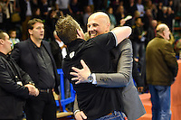 President David Tebib  / Franck Maurice - 01.04.2015 - Nimes / Saint Raphael - 19eme journee de Division 1<br />Photo : Andre Delon / Icon Sport