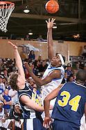 Oklahoma City Univ BBall vs Wayland Baptist - 3/2/2007