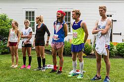 top three men and women finsihers: Bethanie Brown, Sheri Piers, Erica Jesseman, Adam Visokay, Henry Sterling, Luc Bourget