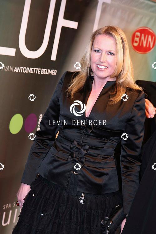AMSTERDAM - Monique Collignon op de premiere van de film Loft dinsdag in Amsterdam. De film is vanaf 16 december in de Nederlandse bioscopen te zien. FOTO LEVIN DEN BOER - PERSFOTO.NU