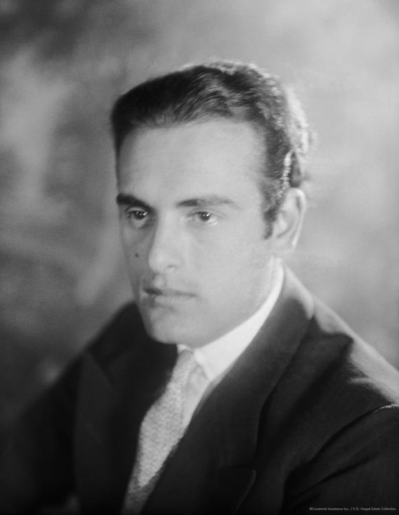 Enrico Benfer, a.k.a. Friedrich Benfer, Italian/German actor, 1929
