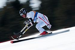 GROCHAR Thomas, AUT, Super Combined, 2013 IPC Alpine Skiing World Championships, La Molina, Spain