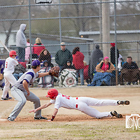 03-16-17 Berryville Baseball vs Green Forest