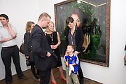 JUERGEN TELLER; CINDY SHERMAN; ED TELLER; SADIE COLES, Cindy Sherman exhibition. Spruth Magers, London. Grafton st. London. Afterwards at Bellamy's, Bruton Place. 15 April 2009.  *** Local Caption *** -DO NOT ARCHIVE-© Copyright Photograph by Dafydd Jones. 248 Clapham Rd. London SW9 0PZ. Tel 0207 820 0771. www.dafjones.com.<br /> JUERGEN TELLER; CINDY SHERMAN; ED TELLER; SADIE COLES, Cindy Sherman exhibition. Spruth Magers, London. Grafton st. London. Afterwards at Bellamy's, Bruton Place. 15 April 2009.