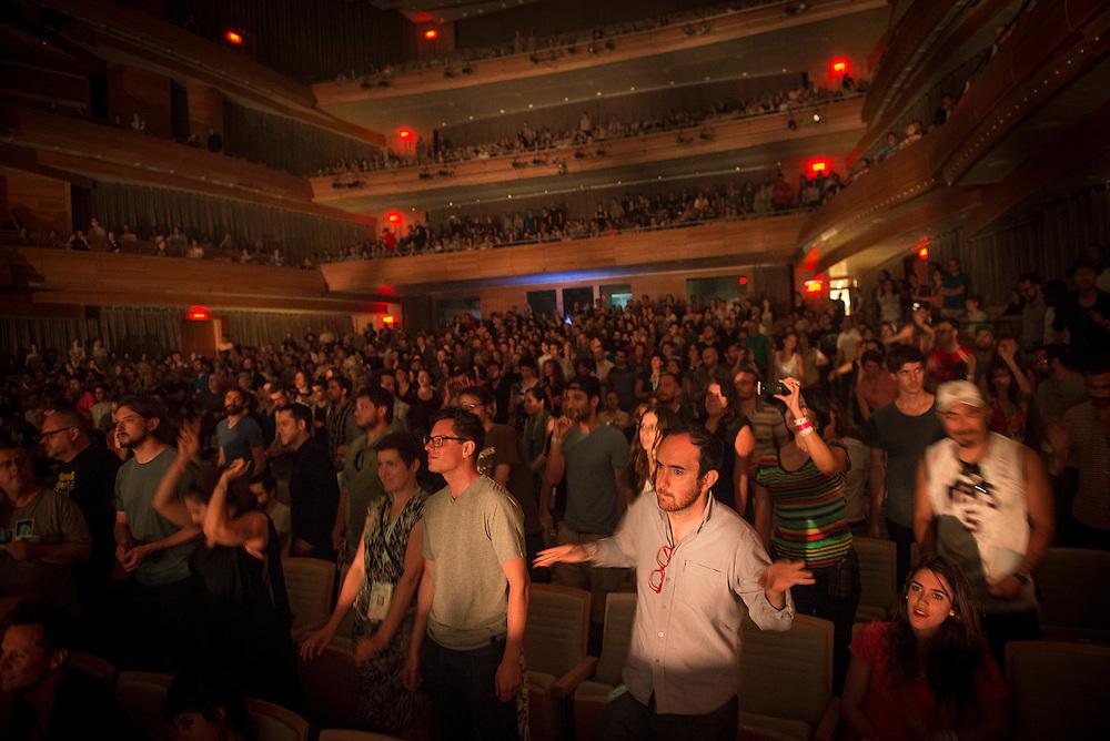 PANTHA DU PRINCE & THE BELL LABORATORY (DE/NO), A/VISIONS 5 : 2 juin 2013 à la Maison Symphonique.