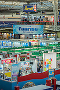 The London Toy Fair opens at Olympia exhibition centre. Organised by the British Toy and Hobby Association it is the only dedicated toy, game and hobby trade exhibition in the UK. It runs for three days, with more than 240 exhibiting companies ranging from the large internationals to the new start up companies.