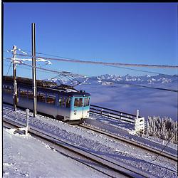Rigi wintertime (Hasselblad 500 c/m)