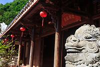 Tam Thai Pagoda on Nhuy Son Mountain, Da Nang, Vietnam