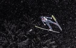 18.01.2019, Wielka Krokiew, Zakopane, POL, FIS Weltcup Skisprung, Zakopane, Qualifikation, im Bild Markus Schiffner (AUT) // Markus Schiffner of Austria during his Qualification Jump of FIS Ski Jumping World Cup at the Wielka Krokiew in Zakopane, Poland on 2019/01/18. EXPA Pictures © 2019, PhotoCredit: EXPA/ JFK