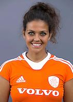 UTRECHT - Macey de Ruiter. Jong Oranje meisjes -21 voor EK 2014 in Belgie (Waterloo). COPYRIGHT KOEN SUYK