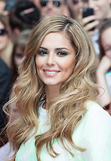 AUG 01 2014 RED CARPET ARRIVALS AT THE X FACTOR 2014