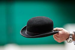 De hoed<br /> CDI 3* Grand Prix Special<br /> CHIO Rotterdam 2015<br /> © Hippo Foto - Dirk Caremans<br /> 20/06/15