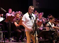 Edinburgh International Film Festival, Friday 23rd June 2017<br /> <br /> TOMMY SMITH RECEPTION with the Scottish National Jazz Orchestra<br /> <br /> Tommy Smith<br /> <br /> (c) Alex Todd | Edinburgh Elite media