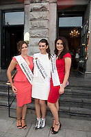 31/07/2014 There was an excellent turnout of fashionable ladies at Hotel Meyrick for their Most Stylish Lady Competition, judged by two of Ireland's leading fashion commentators Sonya Lennon  and Brendan Courtney .  At the event was Niamh johnson, Kilkenny rose, rose,Picture:Andrew Downes