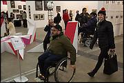 RYAN GANDER, Art 14. Olympia Grand Hall. London. 27 February 2013.