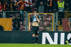November 26, 2019, Galatasaray, Turkey: Club's Mats Rits looks dejected during a game between Turkish club Galatasaray and Belgian soccer team Club Brugge, Tuesday 26 November 2019 in Istanbul, Turkey, fifth match in Group A of the UEFA Champions League. (Credit Image: © Bruno Fahy/Belga via ZUMA Press)