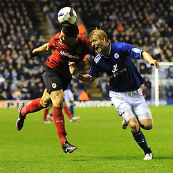 Leicester  v Cardiff City | Championship | 22 December 2012