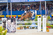 Julian Alberto Suarez - Baltimora du Sud<br /> FEI World Breeding Jumping Championships for Young Horses 2016<br /> © DigiShots