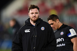Max Wright of Bath Rugby looks on after the match - Mandatory byline: Patrick Khachfe/JMP - 07966 386802 - 18/01/2020 - RUGBY UNION - Kingspan Stadium - Belfast, Northern Ireland - Ulster Rugby v Bath Rugby - Heineken Champions Cup