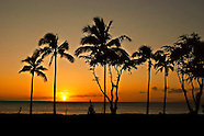 Hawaii Sunrise and Sunset