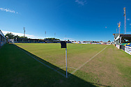Picture by Ian Wadkins/Focus Images Ltd +44 7877 568959<br /> 25/07/2013<br /> Belle Vue stadium ahead of the second leg of the UEFA Europa League round two qualifying match at Belle Vue Stadium, Rhyl.