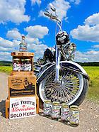 "3 May 2015 Photo Shoot with ""Senior"" Full Throttle Saloon"