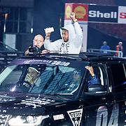 NLD/Amsterdam/20150526 - Gumball 3000 aankomst in de Amsterdam Arena,
