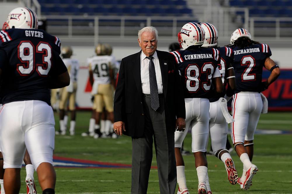 2011 FAU Football vs Alabama-Birmingham