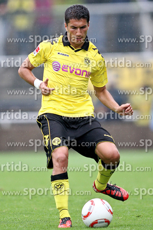 24.07.2010, Gruenwalder Stadion , Muenchen , GER, 2.FBL, Freundschaftsspiel TSV 1860 Muenchen vs Borussia Dortmund , im Bild Nuri Sahin (Dortmund #8)  , EXPA Pictures © 2010, PhotoCredit: EXPA/ nph/  Straubmeier+++++ ATTENTION - OUT OF GER +++++ / SPORTIDA PHOTO AGENCY