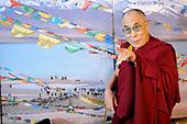 Visit of Dalai Lama to the Netherlands