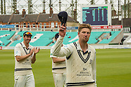17 May 2016 - Surrey v Middlesex, County Championship Cricket - day three