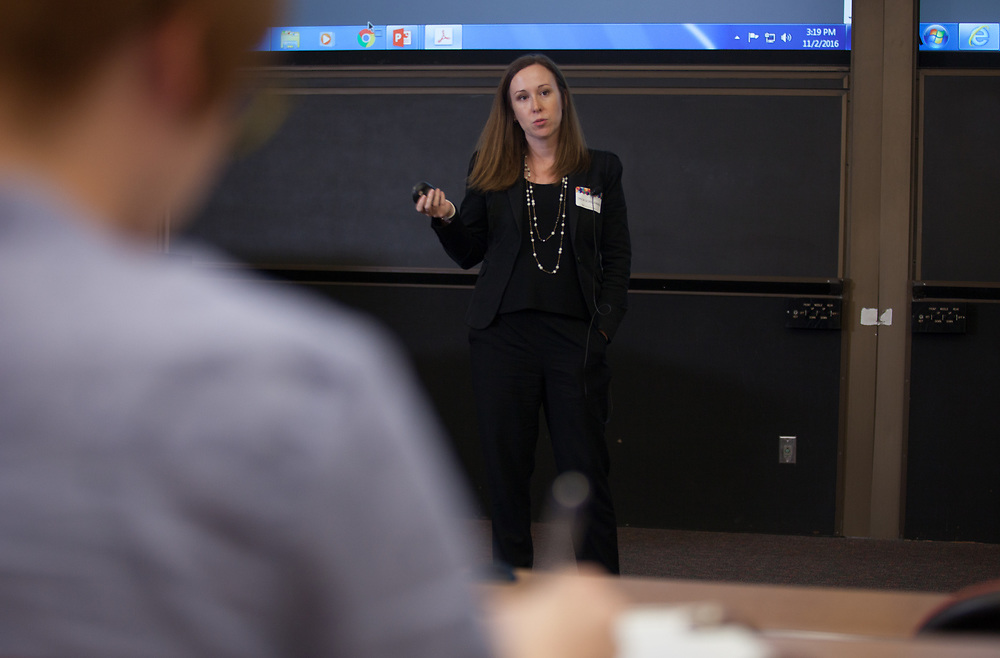 Marketing Symposium 2016. © Ohio University / Photo by Kaitlin Owens