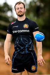 James Short of Exeter Chiefs - Mandatory by-line: Robbie Stephenson/JMP - 02/09/2019 - RUGBY - Sandy Park - Exeter, England - Exeter Chiefs Preseason Training