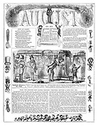 Punch Almanack 1846 August