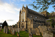 St Canice's cathedral, the most important church of the city.