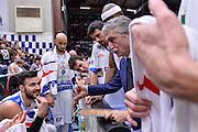 DESCRIZIONE : Campionato 2015/16 Serie A Beko Dinamo Banco di Sardegna Sassari - Grissin Bon Reggio Emilia<br /> GIOCATORE : Marco Calvani<br /> CATEGORIA : Allenatore Coach Time Out<br /> SQUADRA : Dinamo Banco di Sardegna Sassari<br /> EVENTO : LegaBasket Serie A Beko 2015/2016<br /> GARA : Dinamo Banco di Sardegna Sassari - Grissin Bon Reggio Emilia<br /> DATA : 23/12/2015<br /> SPORT : Pallacanestro <br /> AUTORE : Agenzia Ciamillo-Castoria/L.Canu