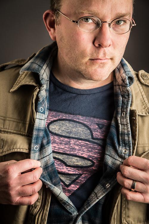 Photographer, Mark Meyer, Anchorage