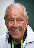 Nick Bollettieri  (USA), Tennis Legende, Portrait,<br /> <br /> Tennis - Wimbledon 2016 - Grand Slam ITF / ATP / WTA -  AELTC - London -  - Great Britain  - 28 June 2016.