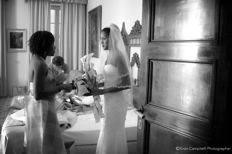 Italian Professional photographer for weddings on the Amalfi Coast, Ravello