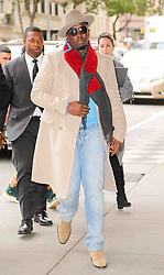 Sean Combs seen arriving at the Pirelli event in New York City. 10 Nov 2017 Pictured: Sean Combs. Photo credit: ZapatA/MEGA TheMegaAgency.com +1 888 505 6342