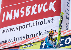 Richard Freitag of Germany after he competed during Final round of the FIS Ski Jumping World Cup event of the 58th Four Hills ski jumping tournament, on January 3, 2010 in Bergisel, Innsbruck, Austria.(Photo by Vid Ponikvar / Sportida)