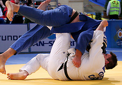 24.04.2010, Ferry Dusika Stadion, Wien, AUT, Judo European Championships, Andreas Tölzer (GER) vs Zviadi Khanjaliashvili (GEO), during Judo European Championships 2010, EXPA Pictures 2010, Photographer EXPA/S. Trimmel / SPORTIDA PHOTO AGENCY