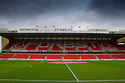 The City Ground, the home of Nottingham Forest, England on 19 December 2015. Photo by Aaron Lupton.