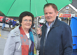 Catherine and Walter Needham Kilsallagh enjoying the Maurrisk Pattern day.<br /> Pic Conor McKeown