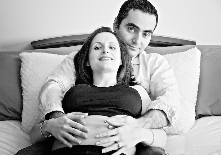 Maternity photography by Dean Oros :: Images of a Promise