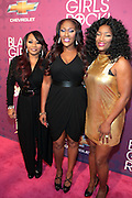 October 13, 2012- Bronx, NY: Recording Artist SWV at the Black Girls Rock! Awards Red Carpet presented by BET Networks and sponsored by Chevy held at the Paradise Theater on October 13, 2012 in the Bronx, New York. BLACK GIRLS ROCK! Inc. is 501(c)3 non-profit youth empowerment and mentoring organization founded by DJ Beverly Bond, established to promote the arts for young women of color, as well as to encourage dialogue and analysis of the ways women of color are portrayed in the media. (Terrence Jennings)
