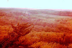 1976 Indiana<br />  Photos taken by George Look.  Image started as a color slide.