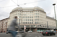 2011, BERLIN/GERMANY:<br /> Soho House Berlin, Privat Member Club, Torstrasse<br /> IMAGE: 20120104-01-058